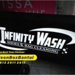 Bikin Neon Box murah di Bantul