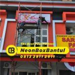 Neon Box bridal salon murah di Bantul