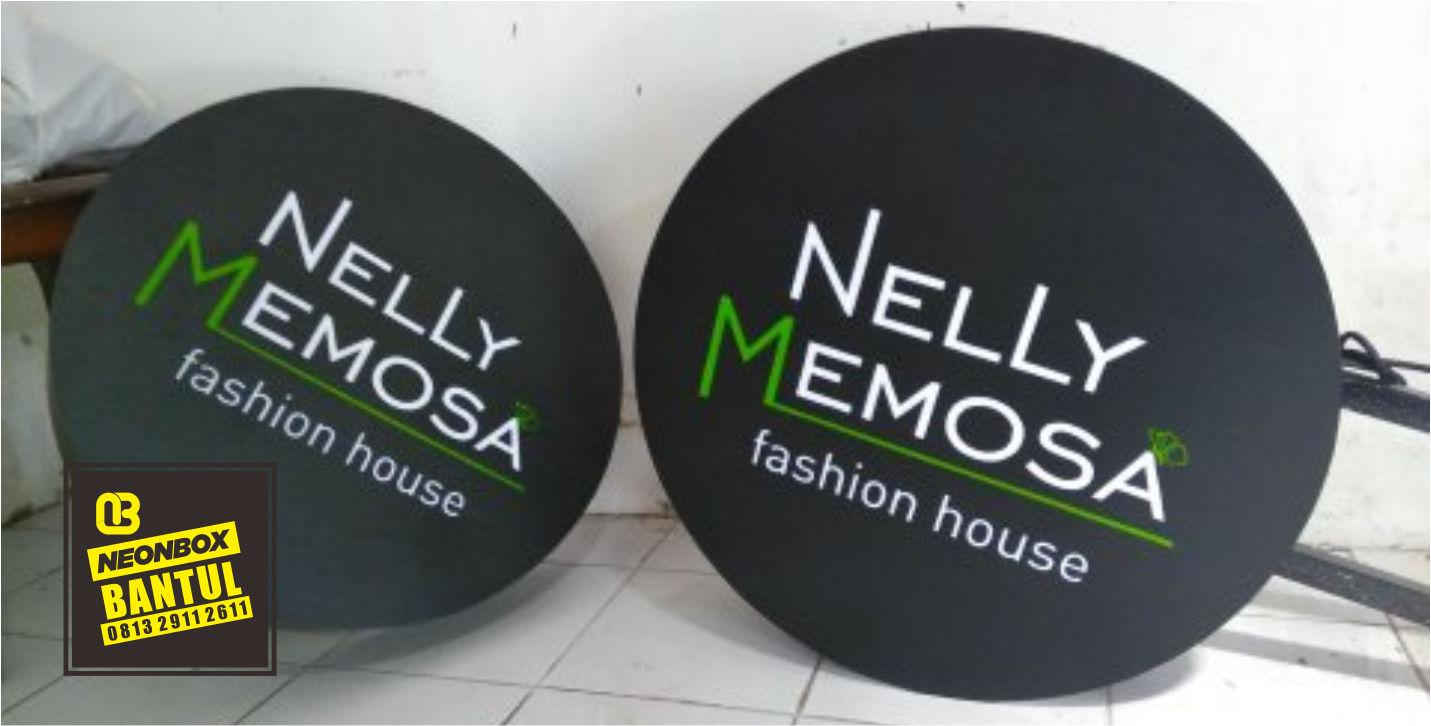 Neon Box butik muslim murah di Bantul