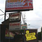 Neon Box pet shop murah Bantul