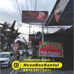 Neon Box salon murah di Bantul