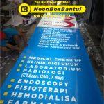 Pembuatan Neon Box Bantul