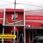 Jasa Huruf Timbul galvanis bimbel PG di Bantul