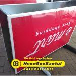 Jasa Neon box di Bantul