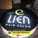 Neon Box hair salon murah di Bantul