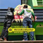 Neon Box resto murah di Bantul