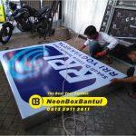 Pembuatan Neon Box Bantul jogja
